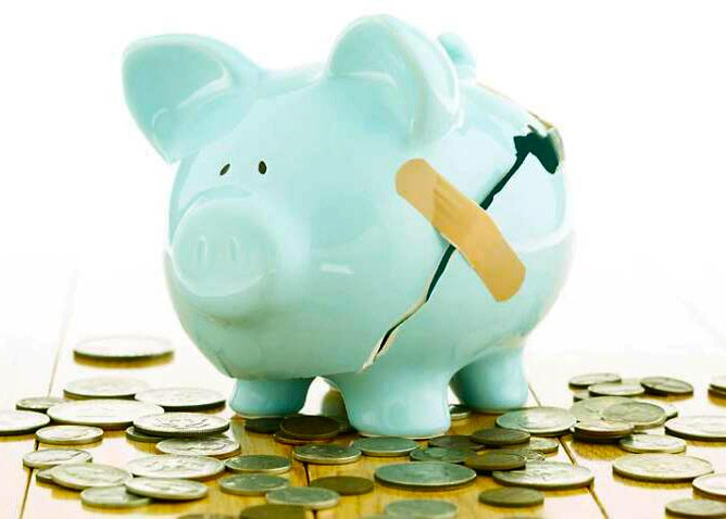 Insurance Protection image of piggy bank