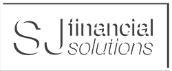 Overlay image with the SJ Financial Solutions logo.