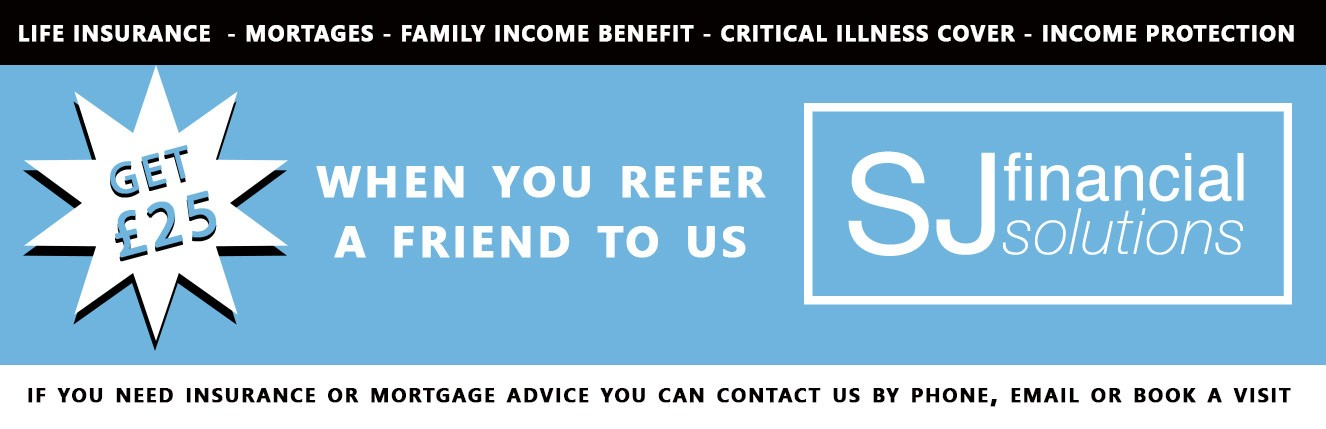 Refer a Friend get £25