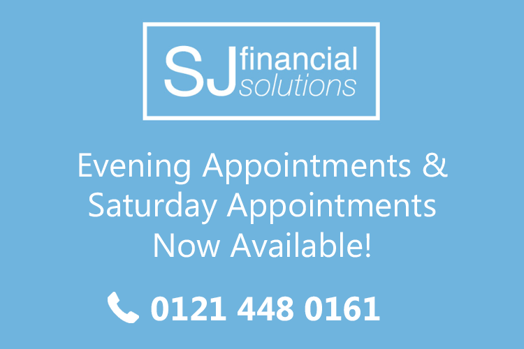 Image of new evening appointments and weekend appointments announcement.