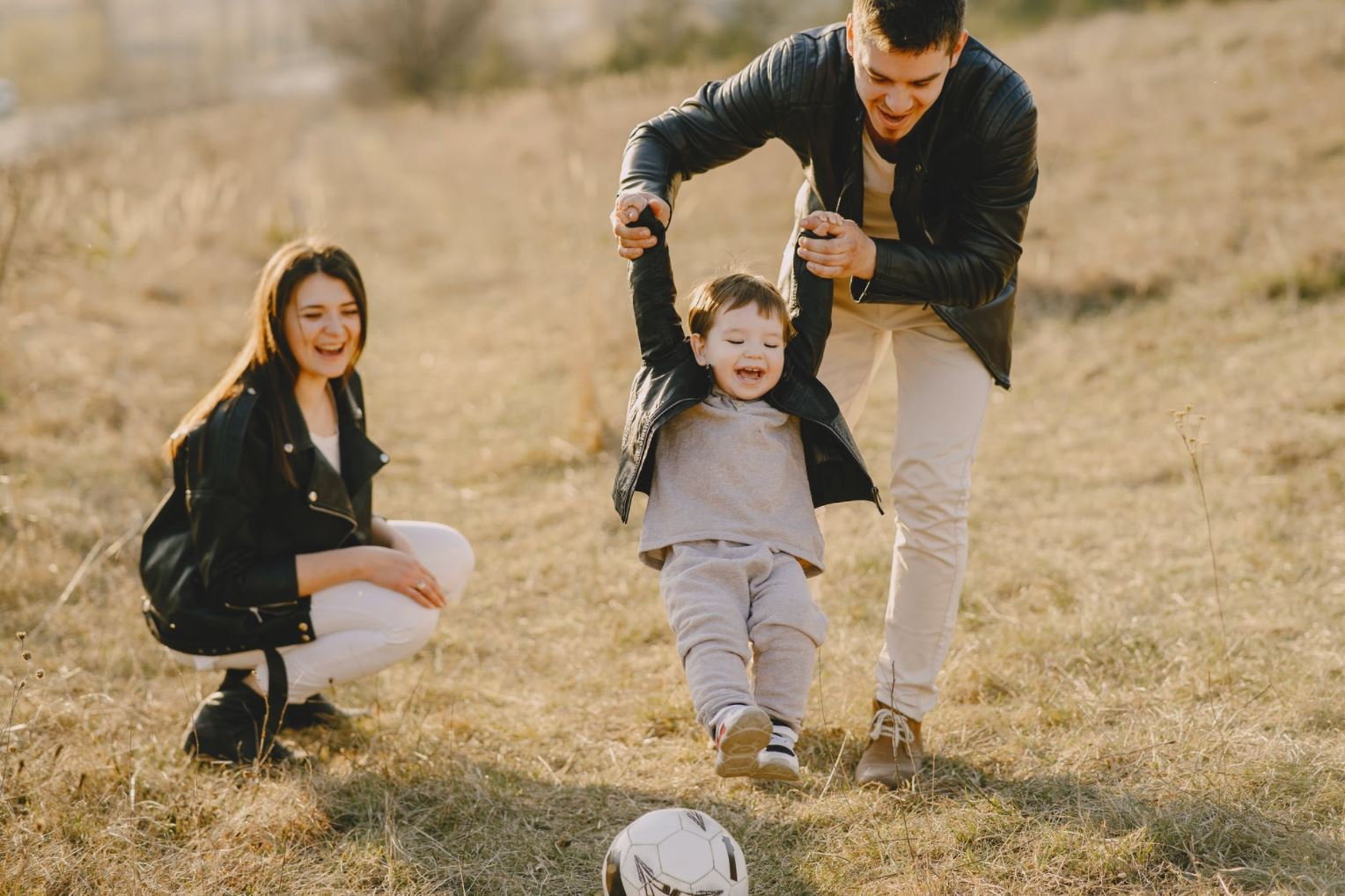 Image of a family.